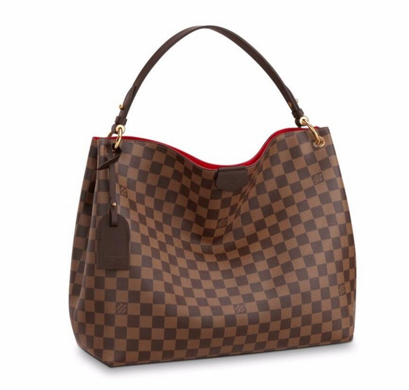 Louis Vuitton Damier Ebene Graceful MM N44045